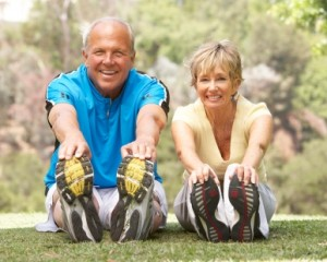 Warming up and stretching before your return to activity this spring are easy ways to prevent injuries.