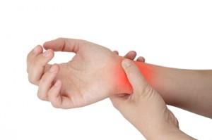 Juvenile arthritis causes pain