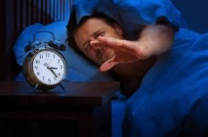 disrupted sleep