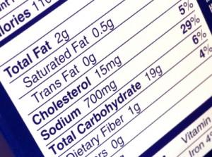 Cholesterol Numbers