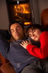 Winter Nap - Healthy Holidays