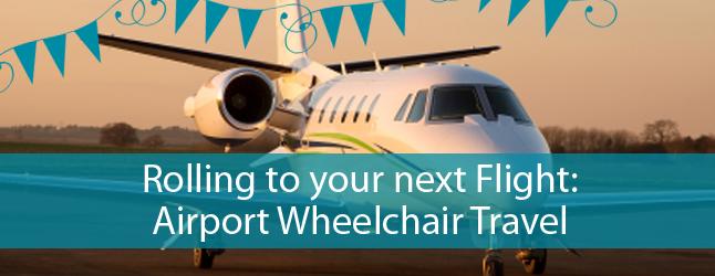 airport wheelchair travel