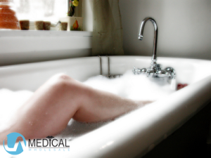 Keep your bathroom safe with LA Medical.