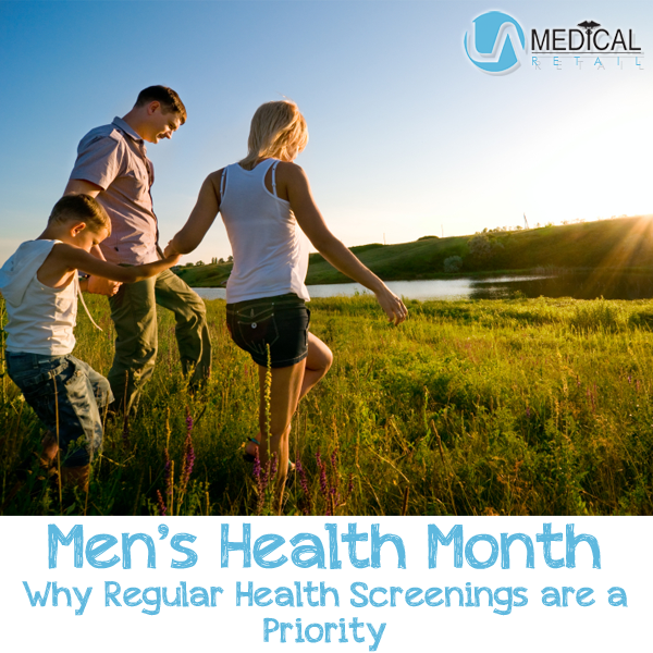 Men's Health Month Tips