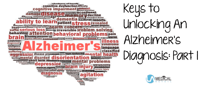 Alzheimer's Disease symptoms go beyond small memory lapses. There are a number of things to look for to detect the disease early.