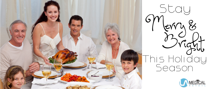 Holiday gatherings are full of germs. Protect yourself against illness this season.