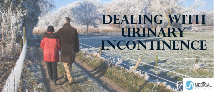 Urinary incontinence is a common problem, especially among aging adults.