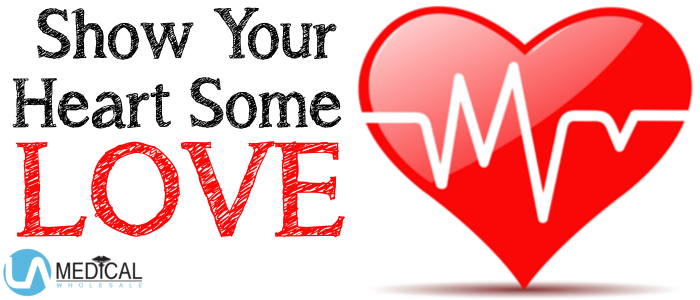 February is American Heart Month. Use this as motivation to get your ticker into great shape.