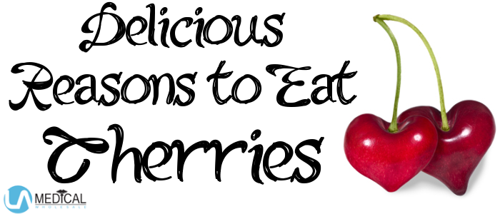 Cherries provide a host of health benefits in addition to being a yummy snack.