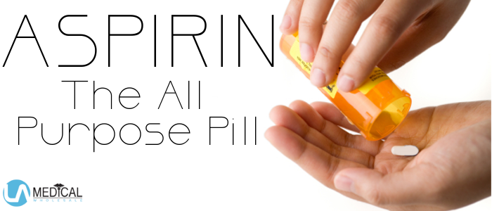 Aspirin has a number of household uses. Find out more in our blog.