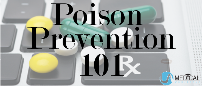 Learn how to protect yourself and your family from potential poisoning risks during Poison Prevention Week.