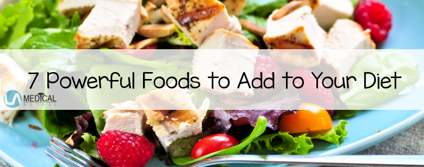 """Find out about these """"superfoods"""" and how they can help you look and feel healthier!"""