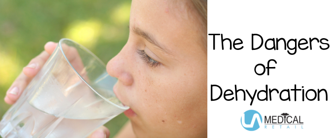 Dehydration becomes more common as the summer gets warmer, so it is important to learn the signs of dehydration and protect yourself.